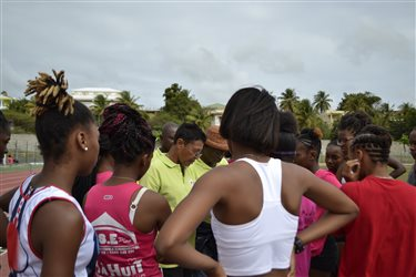1er Tour Carifta Games